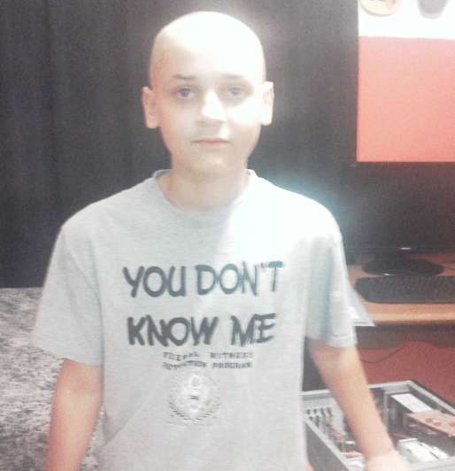 Bald Luke